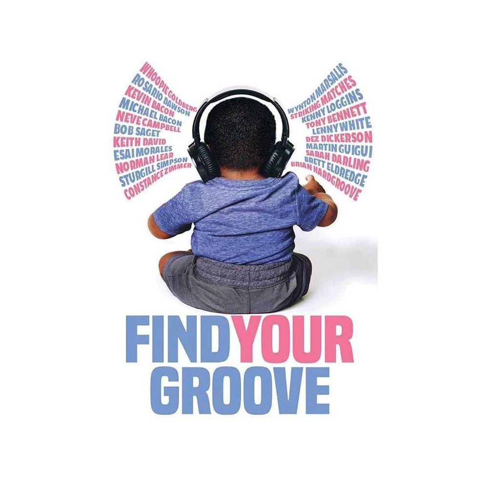 Find Your Groove Dvd