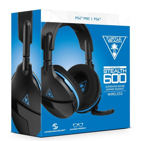 TURTLE BEACH® STEALTH 600 Wireless Surround Sound Gaming Headset for PlayStation®4 Pro and PlayStation®4 - image 1 of 11