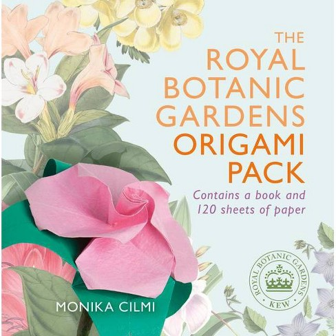 The Royal Botanic Gardens Origami Pack - by  Monika CILMI (Paperback) - image 1 of 1