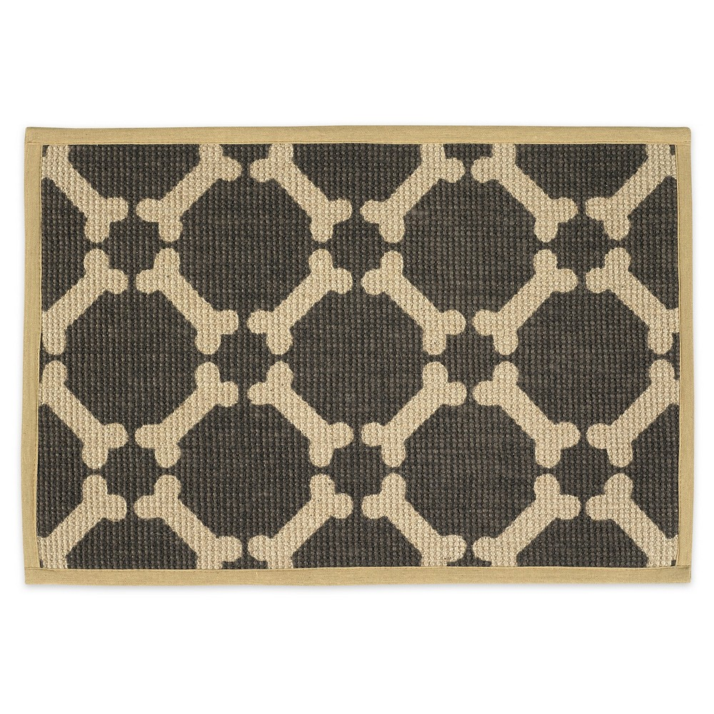 Buddy's Line Natural Jute Placemats - Brown (13