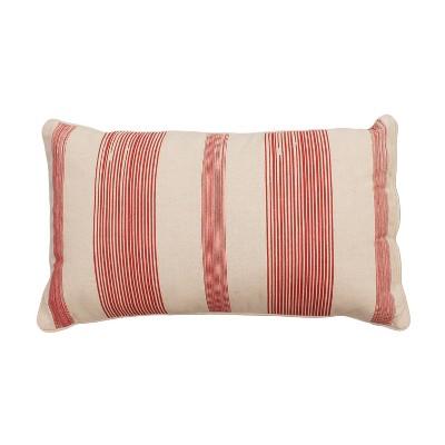 Levi Stripe Lumbar Throw Pillow - Décor Therapy