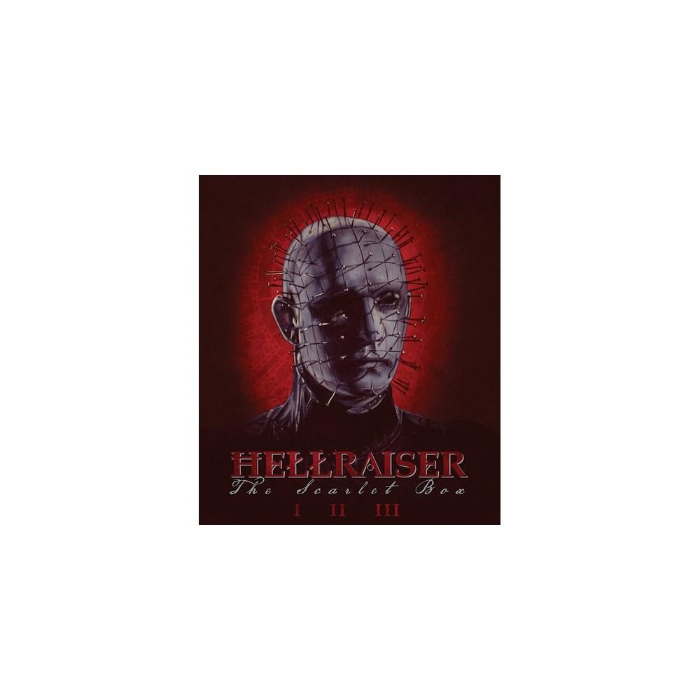 Hellraiser:Scarlet Box Limited Editio (Blu-ray)