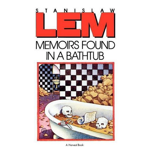 Memoirs Found in a Bathtub - by  Stanislaw Lem (Paperback) - image 1 of 1