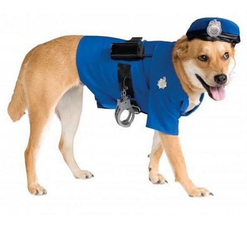 Rubies Big Dogs Police Dog Costume Pet - image 1 of 1
