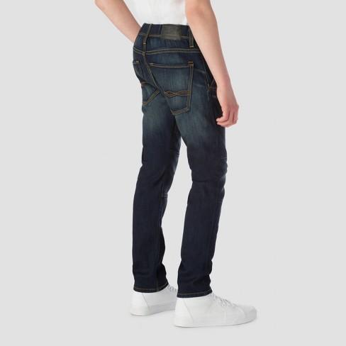 c5683f00c9dd70 Denizen® From Levi's® Boys' Athleisure Taper Pants - Dark Blue 16 : Target