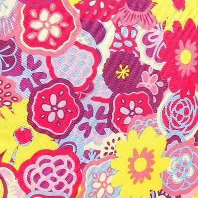 Pink Poppy Pansy