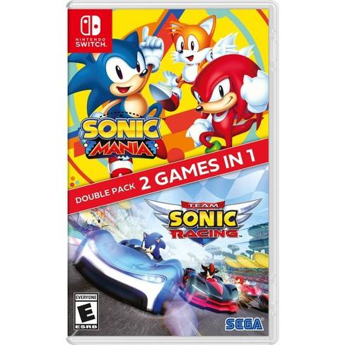 Sonic Mania + Team Sonic Racing - Nintendo Switch - image 1 of 4