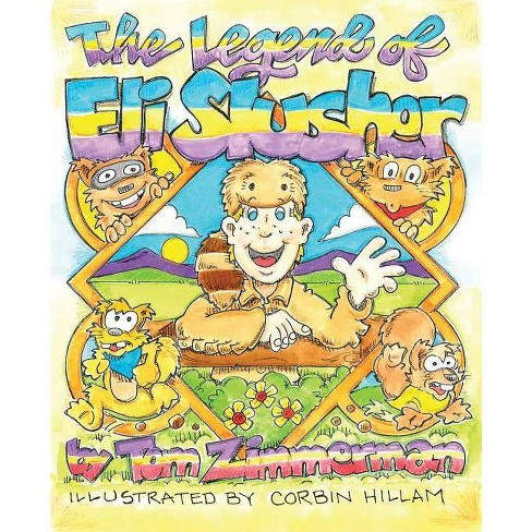 The Legend of Eli Slusher - by  Tom Zimmerman (Paperback) - image 1 of 1