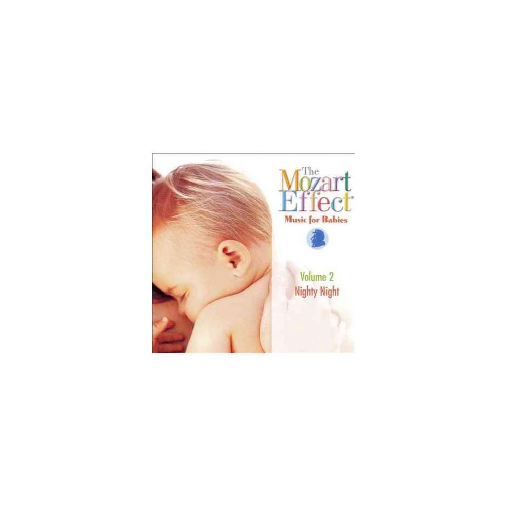 Don Campbell - Mozart Effect-nighty Night (CD)