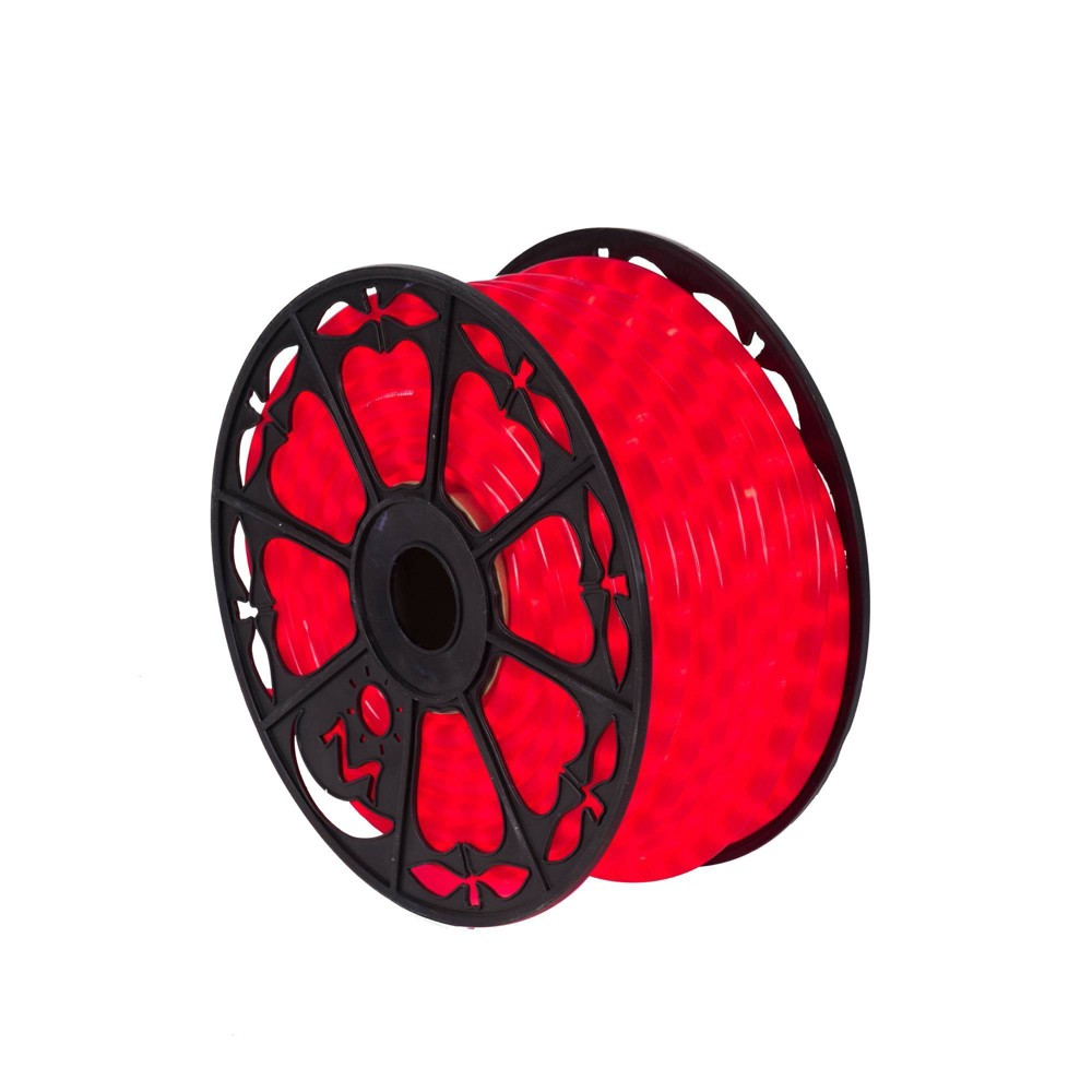 Image of Vickerman 150ft Fluorescent Rope Light LED Red