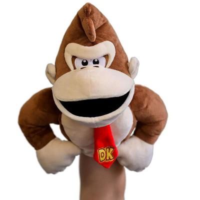 UCC Distributing Donkey Kong 10 Inch Plush Hand Puppet