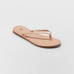 Women's Ava Skinny Strap Flip Flop - Shade & Shore™