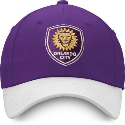 MLS Orlando City SC Men's Flex Fit Purple Hat