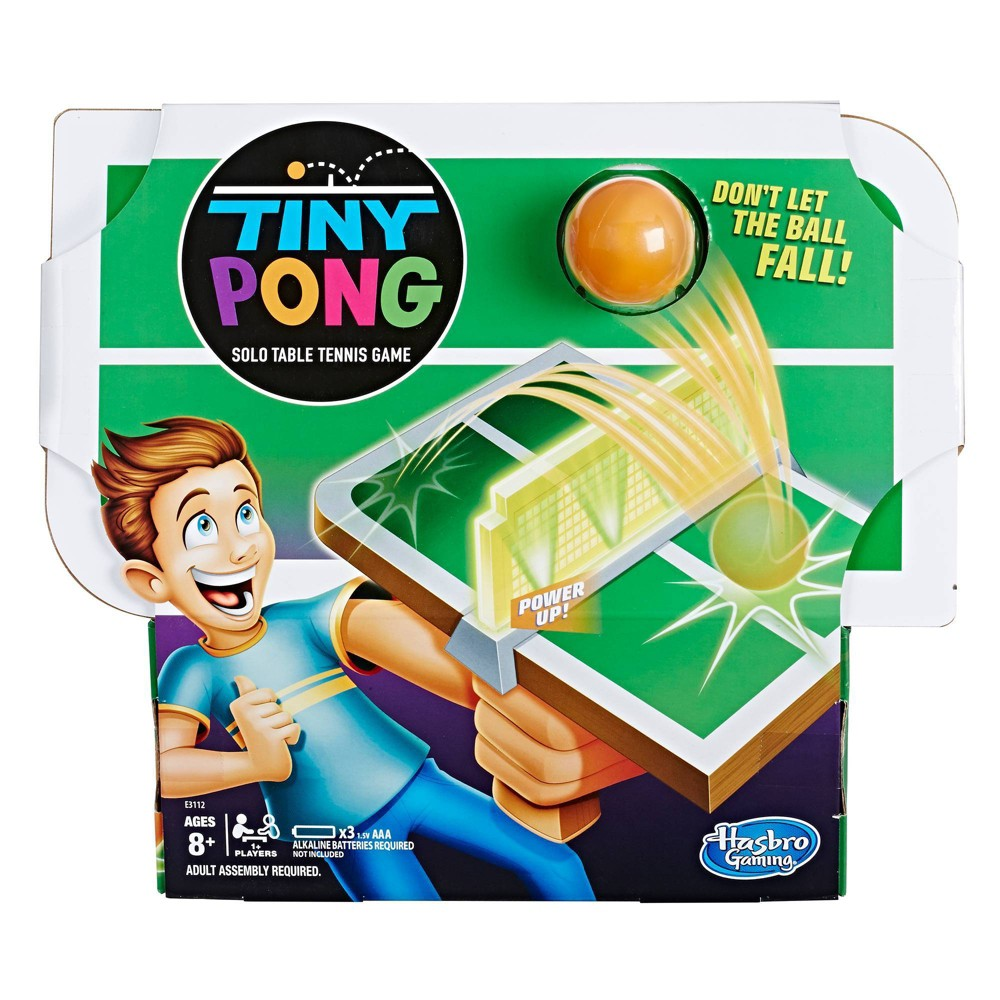 Tiny Pong Board Game, Board Games was $14.99 now $7.49 (50.0% off)