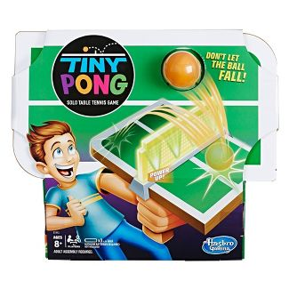 Tiny Pong Board Game