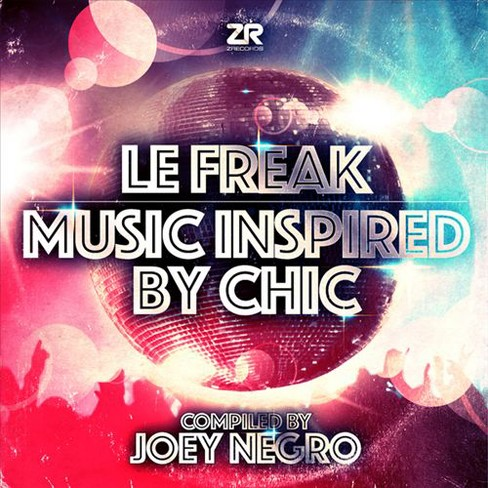 Joey negro - Le freak:Music inspired by chic (CD) - image 1 of 1