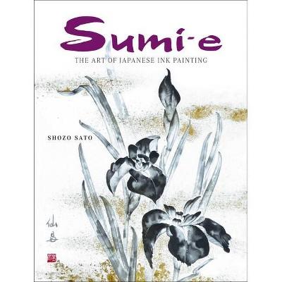 Sumi-e - by  Shozo Sato (Mixed Media Product)