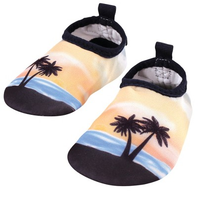 Hudson Baby Infant, Toddler, Kids and Adult Water Shoes for Sports, Yoga, Beach and Outdoors, Sunset