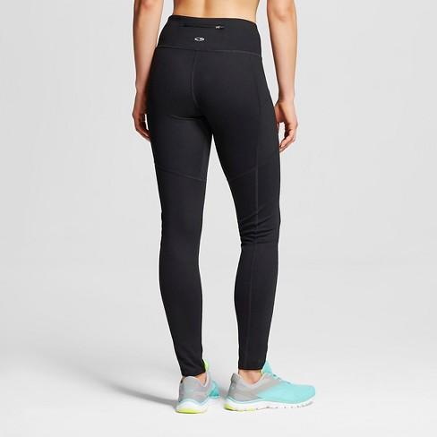 54c85a7ae75a Women s Premium Leggings - C9 Champion® Black XS   Target
