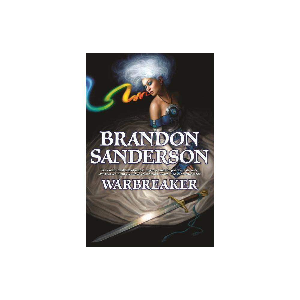 Warbreaker Sci Fi Essential Books By Brandon Sanderson Hardcover
