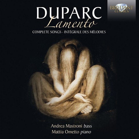 Andrea mastroni - Duparc:Lamento complete songs (CD) - image 1 of 1
