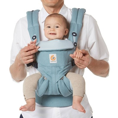 Ergobaby Omni 360 Baby Carrier - Heritage Blue