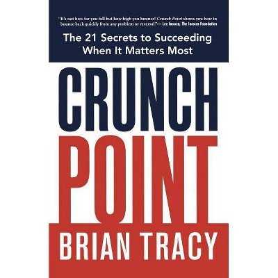 Crunch Point - by  Brian Tracy (Paperback)