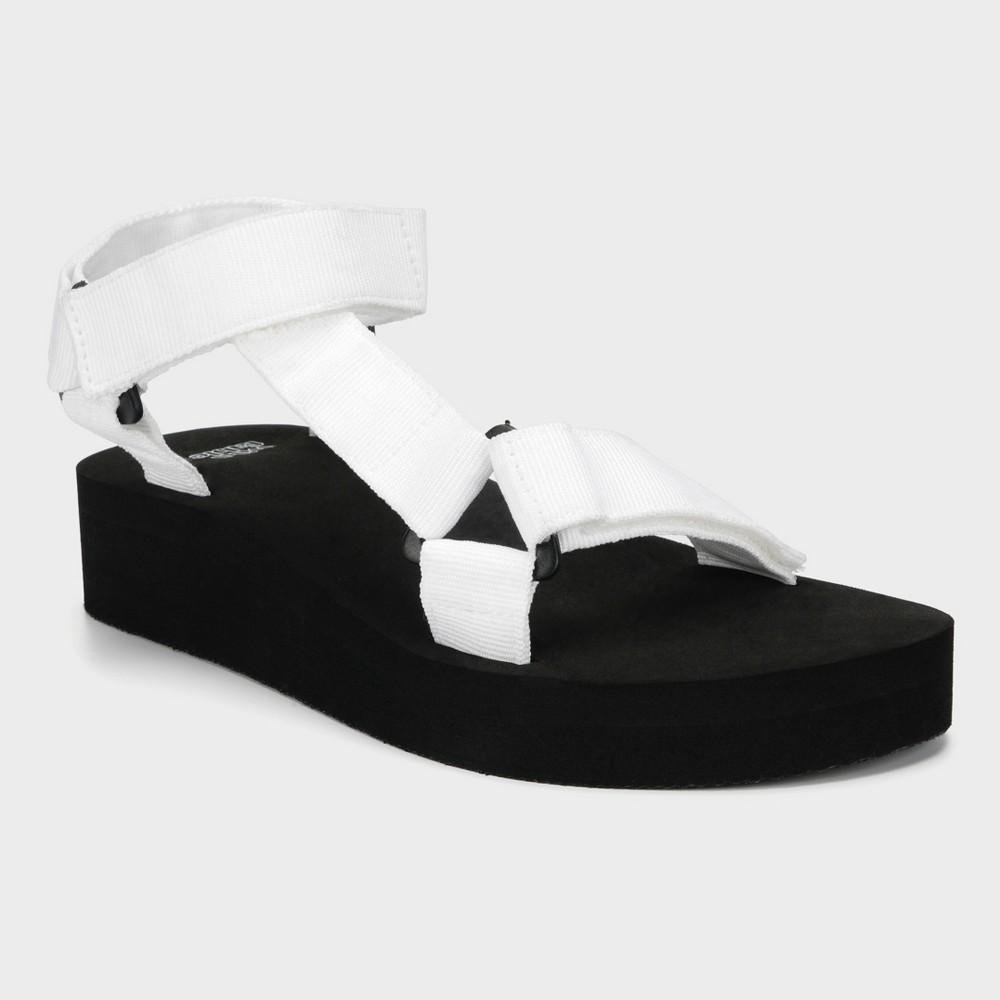 Women's Kodi Sport Strap Sandals - Wild Fable White 8