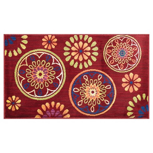 "Loloi Isabelle Accent Rug - Red (2'2""X3'9"") - image 1 of 1"