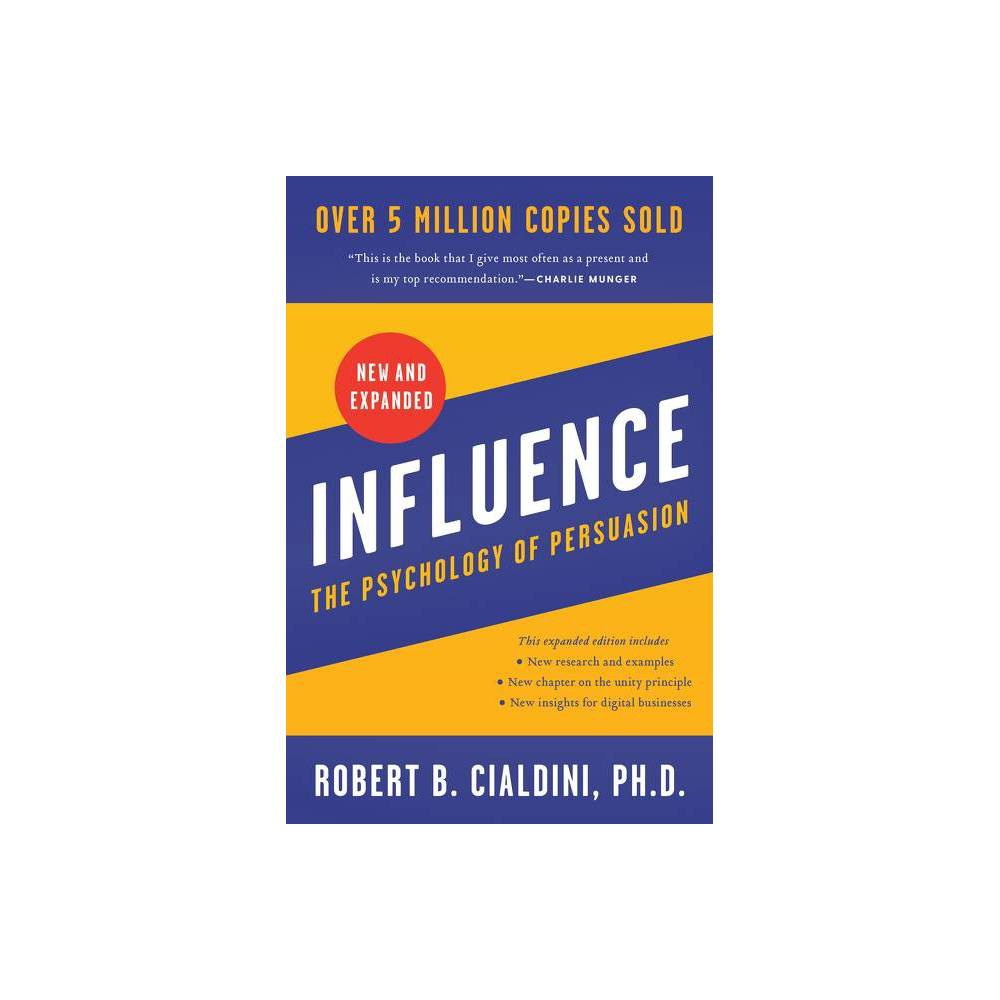 Influence By Robert B Cialdini Hardcover