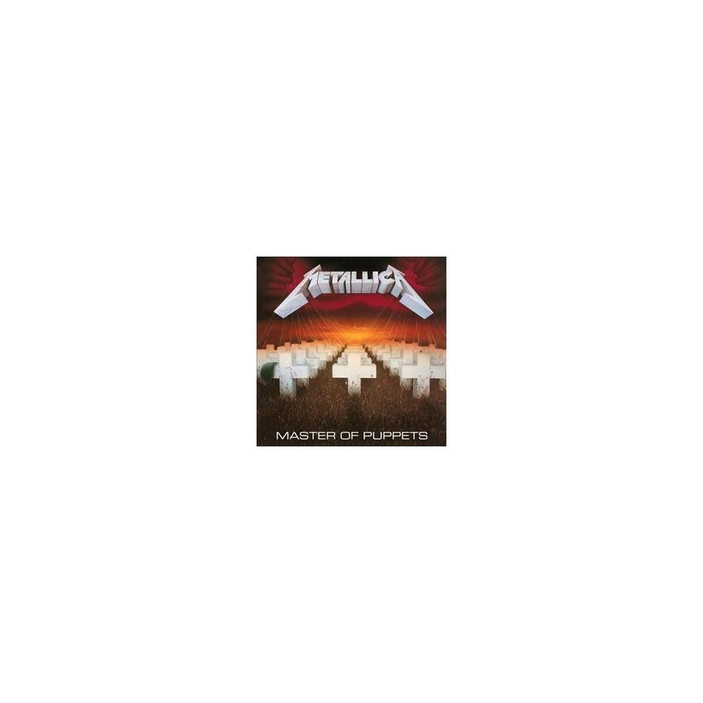 Metallica - Master Of Puppets (Vinyl)