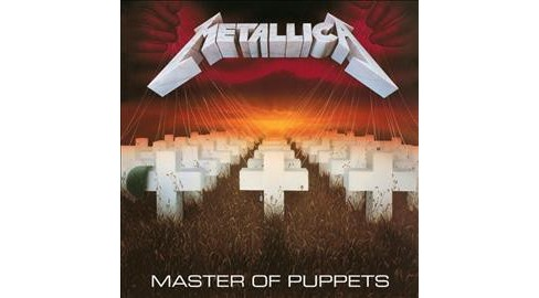 Metallica - Master Of Puppets (CD) - image 1 of 1