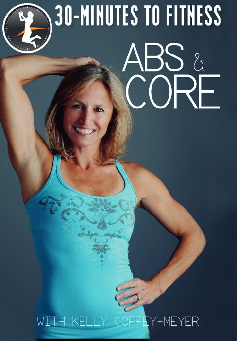30 minutes to fitness:Abs & core (DVD) - image 1 of 1