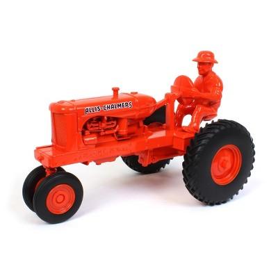 ERTL 1:16 75th Anniversary Allis Chalmers WC Tractor with Farmer Man 16402