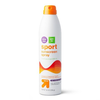 Continuous Sport Sunscreen Spray - up & up™