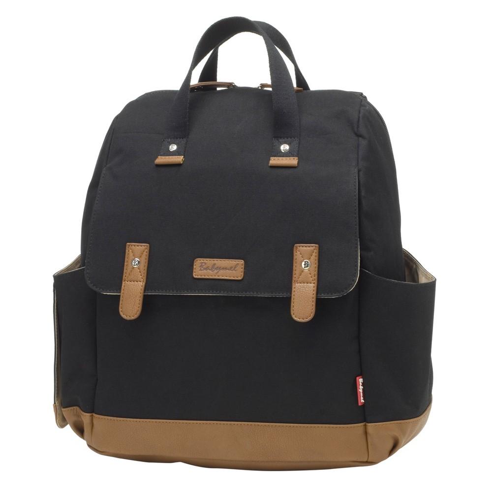 Image of Babymel Robyn Diaper Bag - Black