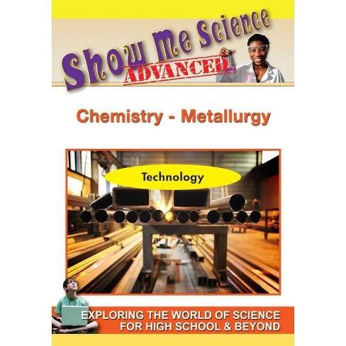 Chemistry Metallurgy (DVD) - image 1 of 1