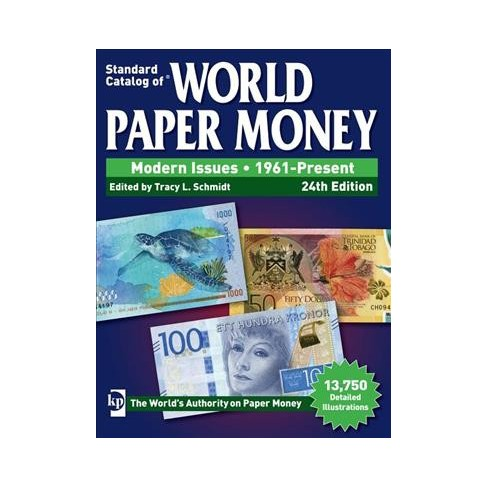 Standard Catalog Of World Paper Money Modern Issues 1961 Present
