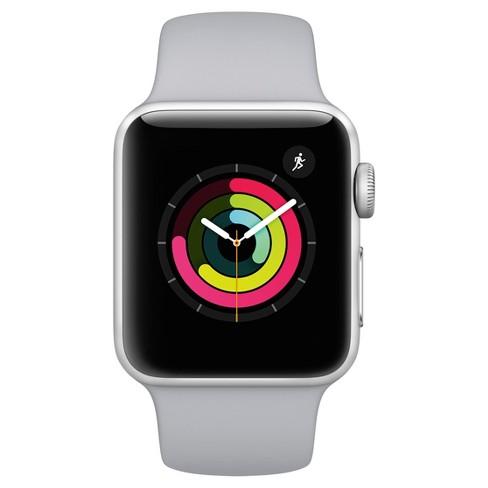 Apple Watch Series 3 GPS 38mm Aluminum Case Target