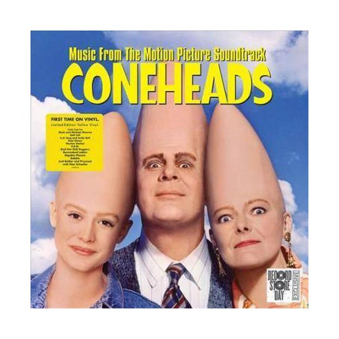 Coneheads Soundtrack - Coneheads (OST) (Yellow) (Vinyl) - image 1 of 1