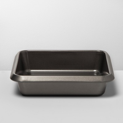"8"" Non-Stick Square Cake Pan Carbon Steel - Made By Design™"