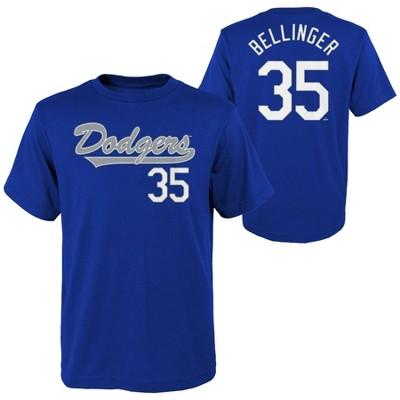MLB Los Angeles Dodgers Boys' T-Shirt