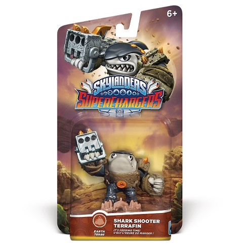 Skylanders SuperChargers - Shark Shooter Terrafin - image 1 of 5