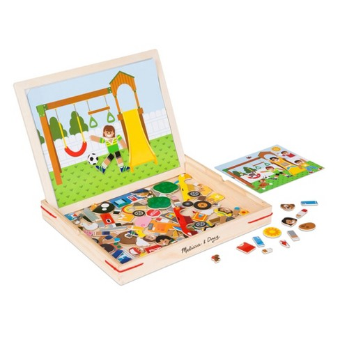 Melissa & Doug Magnetic Matching Picture Game - image 1 of 4