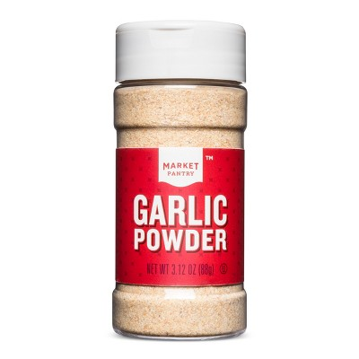 Garlic Powder Spice - 3.12oz - Market Pantry™