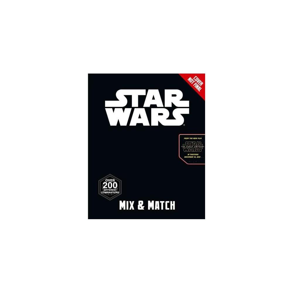 Star Wars Mix & Match (Media Tie-In) (Hardcover) (Harper Benjamin)