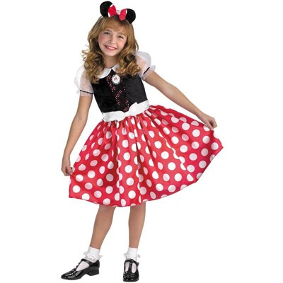 Mickey Mouse Clubhouse Mickey Mouse Clubhouse Minnie Mouse Classic Child Costume