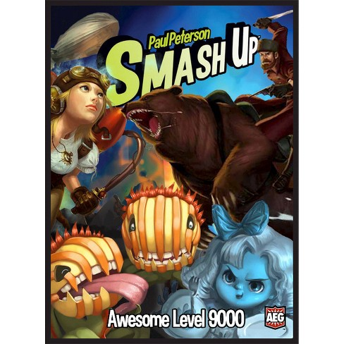 Smash Up Awesome Level 9000 Board Game - image 1 of 1