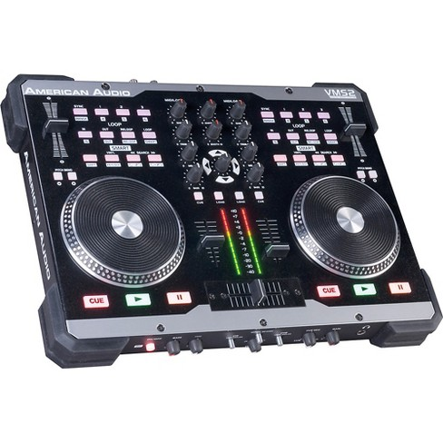 American Audio VMS2 MIDI DJ Controller - image 1 of 6