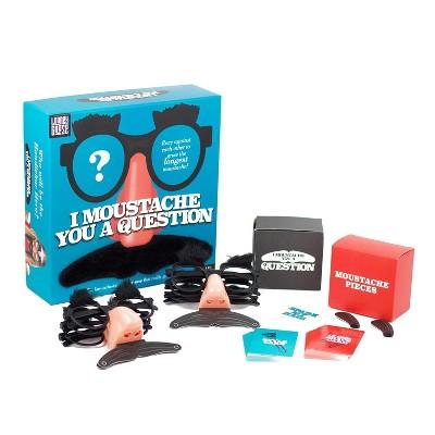 Professor Puzzle I Moustache You A Question Party Game